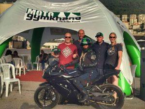 Moto Gymkhana Nederland over de grens