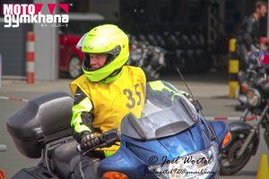 Experience bij Moto Gymkhana Nederland