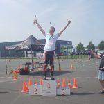 Winner-Green-bib-Jon-Moto-Gymkhana